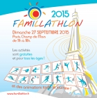 Famillathlon de Paris 27 septembre 2015